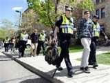 Marijuana Rally In Trouble At CU Photos